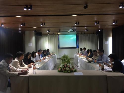 ประชุมจัดทำตัวชี้วัดผู้อำนวยการกอง สังกัดสำนักงานอธิการบดี