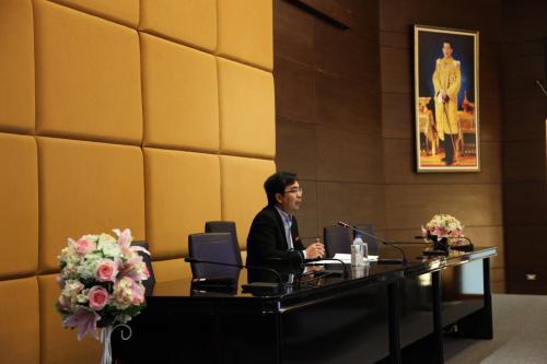 ประชุมเครือข่ายผู้อำนวยการกอง มหาวิทยาลัยขอนแก่น