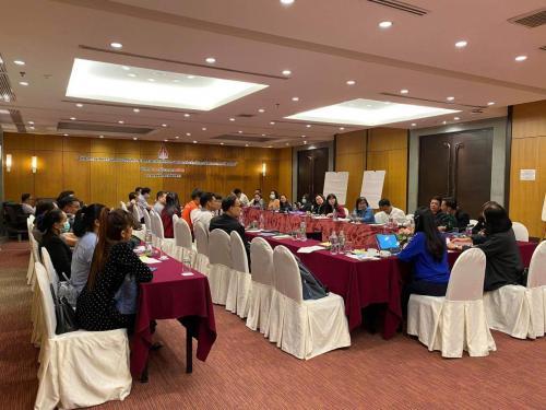 ประชุมเครือข่ายผู้อำนวยการกอง มหาวิทยาลัยขอนแก่น ครั้งที่ 1/2563 วันที่ 5-7 มีนาคม 2563 ณ จังหวัดชลบุรี